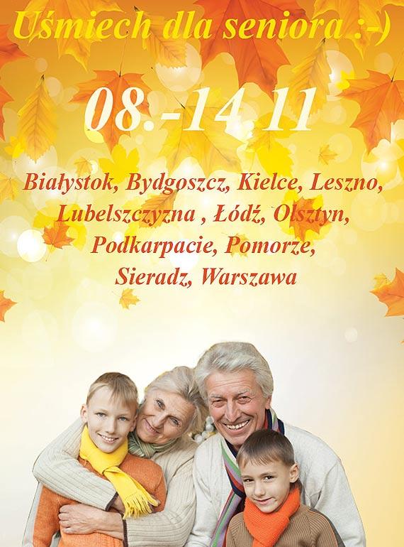 """""""Uśmiech dla seniora"""": Fundacja """"Dr Clown"""" świętuje Dzień Seniora w Gdańsku i 13 miejscowościach"""