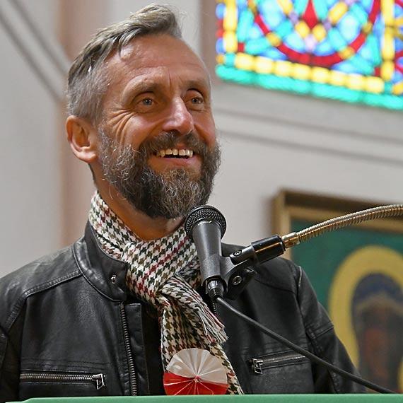 Roman Kempiński znany jako Romcio Tomcio odwiedził rodzinne strony