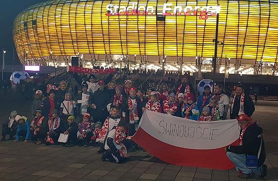 FLOTA Świnoujście: Na żywo oglądali mecz reprezentacji: Polska – Czechy