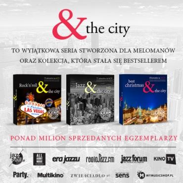Wyjątkowe wydawnictwo & The City powraca!