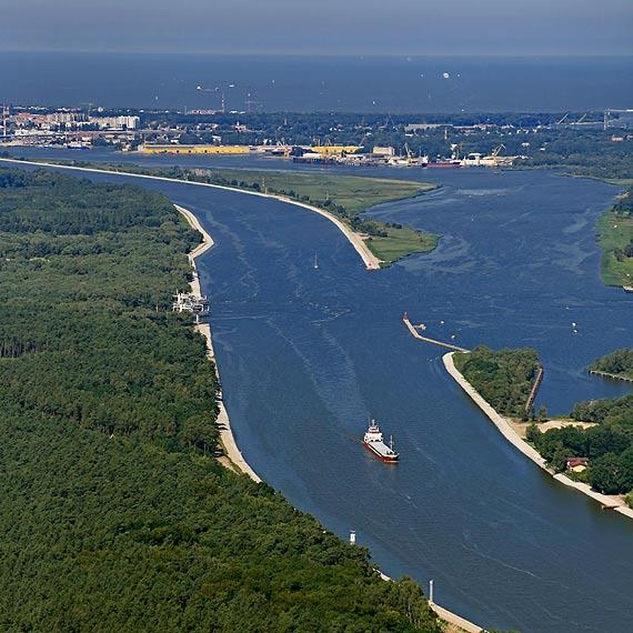Modernizacja toru wodnego Świnoujście - Szczecin do głębokości 12,5 m