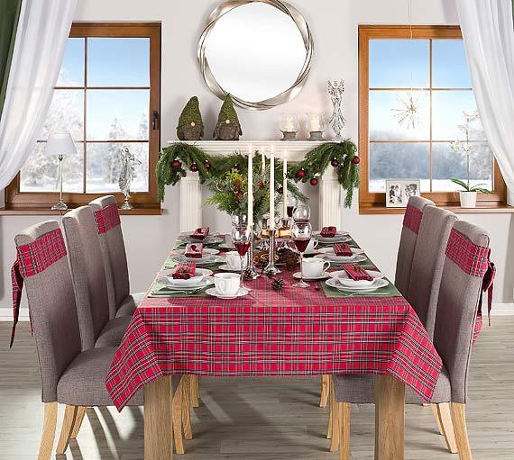 Jak udekorować stół na święta, by zachwycił gości?