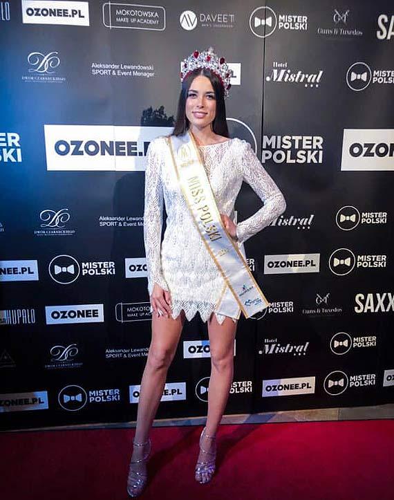 W piątek spotkanie z Miss Polski - Olgą Buławą!