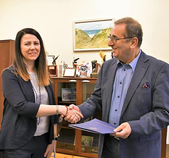 Justyna Tyszkiewicz nowym dyrektorem urzędu pracy