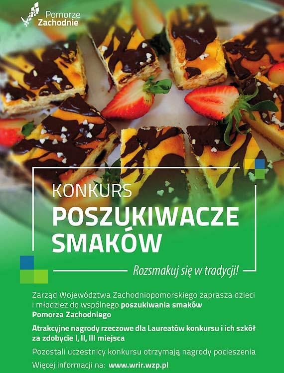 """Gotuj z tradycją i zostań """"Poszukiwaczem smaku"""""""