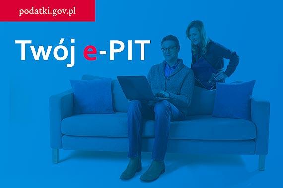 Twój e-PIT od 15 lutego 2019 r. elektronicznie na Portalu Podatkowym podatki.gov.pl
