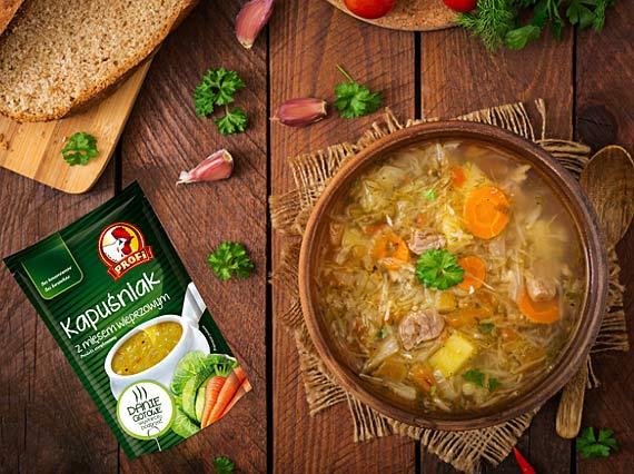 Rozgrzewające zupy Profi: Najpyszniejszy sposób na mrozy