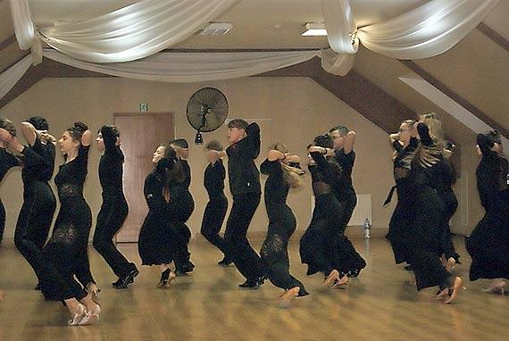 Obóz taneczny Jantar
