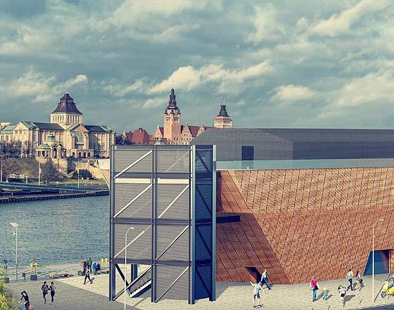 Kto wybuduje Morskie Centrum Nauki w Szczecinie? Ruszył przetarg