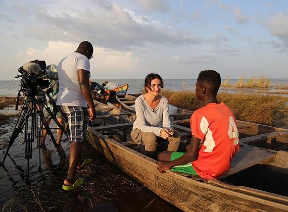 Dominika Kulczyk oraz CNN International odkrywają przed światem przerażającą prawdę o niewolnictwie dzieci w Ghanie