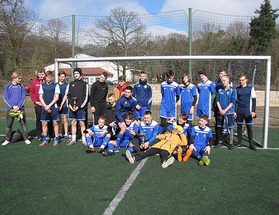 Mistrzostwa Miasta Świnoujście w piłce nożnej chłopców w Ramach Igrzysk Młodzieży Szkolnej