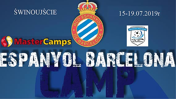 "Letni Camp Piłkarski ""ESPANYOL BARCELONA"""
