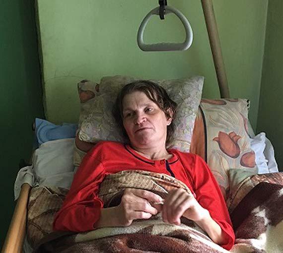 Sparaliżowana rowerzystka chce wrócić do zdrowia