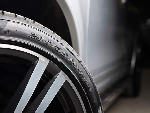 Symbole na oponach samochodowych – jak je interpretować?