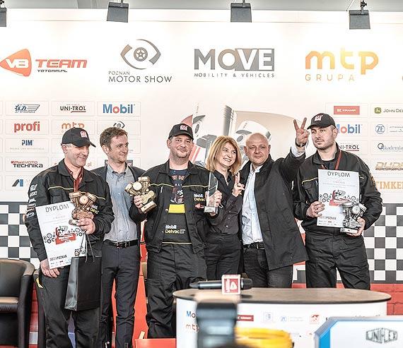 Finał VIII Ogólnopolskich Mistrzostw Mechaników Rekordowa edycja Mistrzostw. Konkurs ze statuetką Motor Show Awards 2019