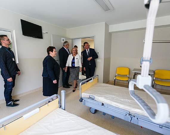 Wszyscy będziemy seniorami. Szpital Wojewódzki w Szczecinie z odnowionym oddziałem geriatrii