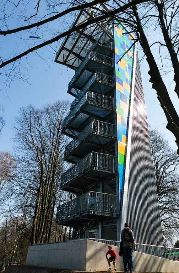 Wieża widokowa i pomost. Ińsko z nowymi atrakcjami