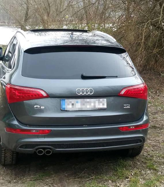 Policjanci zatrzymali sprawców kradzieży pojazdu o wartości ponad 116 tysięcy złotych