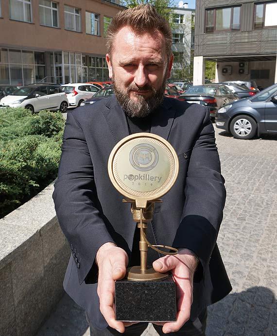 ZPAV patronem nagród Popkillery 2019