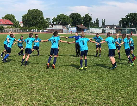 Wysokie zwycięstwo młodzików AP Baltica Świnoujście