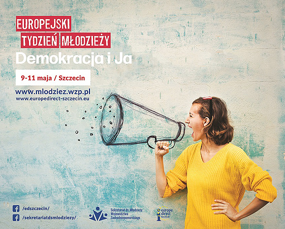 """Startuje """"Europejski Tydzień Młodzieży - Demokracja i ja"""". Aktualizacja"""
