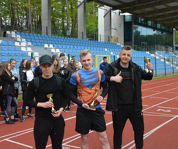 Szkolna Drużynowa Liga Lekkoatletyczna w ramach Igrzysk Młodzieży Szkolnej 2018/2019