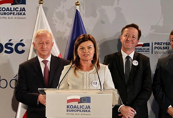 Pomorze Zachodnie bliżej Europy i Warszawy. Prezentacja Koalicji Europejskiej