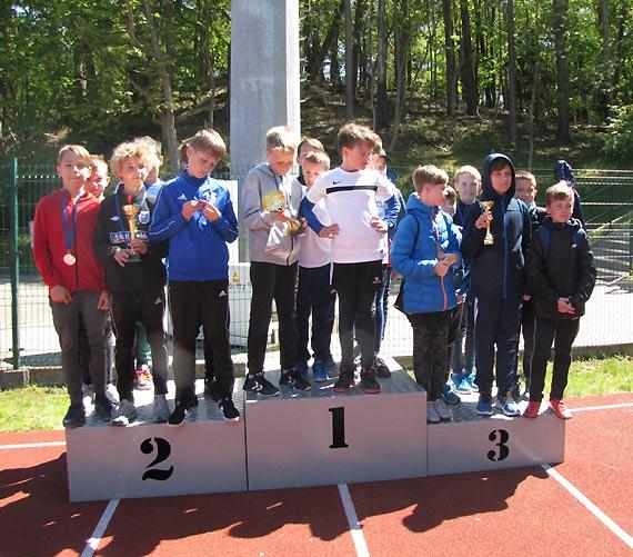 Drużynowy Trójbój i Czwórbój Lekkoatletyczny w ramach Igrzysk Dzieci - 2018/2019