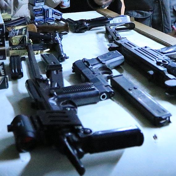 Kolekcjonerzy broni palnej, możecie pochwalić się swoimi okazami!