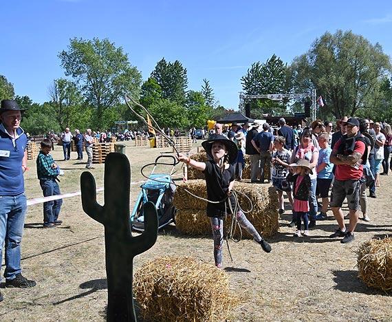 VI Integracyjny Cowboy Festyn