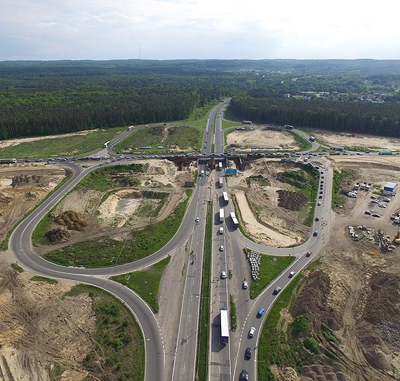 GDDKiA wezwała wykonawcę rozbudowy węzła drogowego Szczecin Kijewo do poprawienia