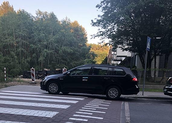 Niemiecka szkoła parkowania?