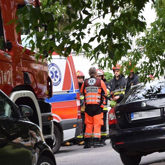 Po raz kolejny strażacy udowodnili, że zawsze można liczyć na ich pomoc