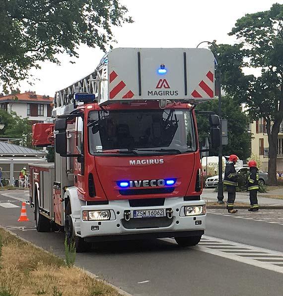 Turysta z Niemiec powiesił się na klamce