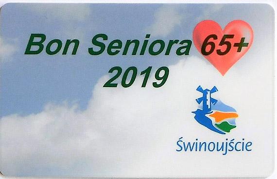 Bon Seniora 2019. Od poniedziałku rusza przyjmowanie wniosków