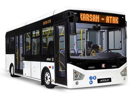 Komunikacja testuje małe autobusy
