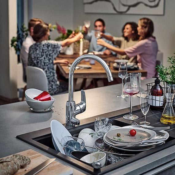 Strefa zmywania – jak urządzić ją modnie i funkcjonalnie
