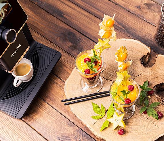 Kawy mrożone idealne na lato