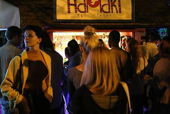 Hamaki-czyli klubowa integracja Famowiczów