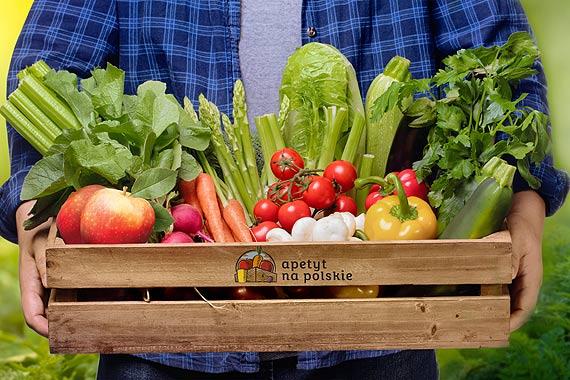 Apetyt na polskie  – nowa odsłona programu 5 porcji warzyw, owoców lub soku