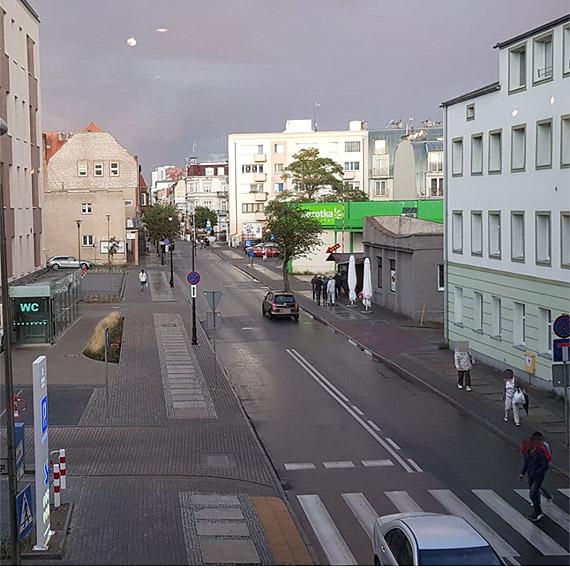 Mieszkanka: Jedna z najbrzydszych ulic w mieście