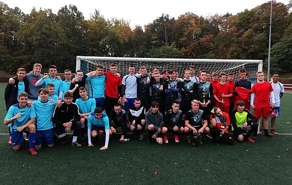 Licealida w Piłce Nożnej Chłopców