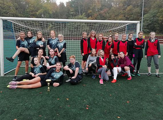 Licealiada w Piłce Nożnej Dziewcząt