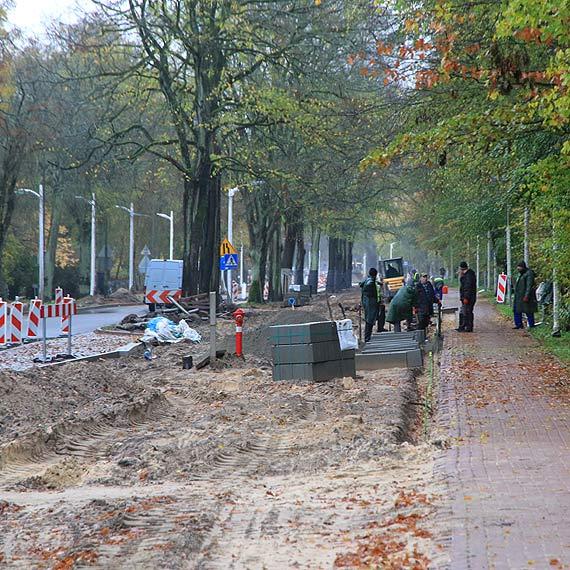 Co dalej ze ścieżką rowerową na ul. Wojska Polskiego?