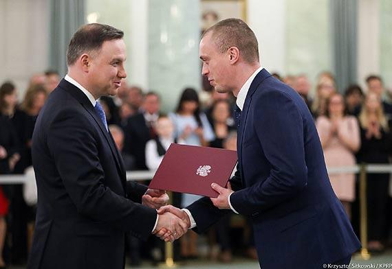 Rafał Rakoczy w gronie nominowanych profesorów