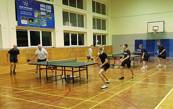 OSiR zaprasza na turniej tenisa stołowego