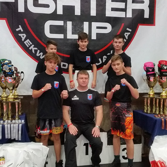 Kickboxing - 8 Polish Fighter Cup