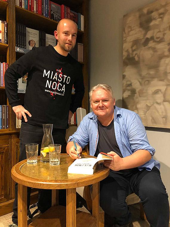 """""""Rzeźnik z Niebuszewa"""" – historia dla ludzi o mocnych nerwach. Nowa książka Jarosława Molendy. Zobacz film!"""