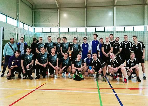 Licealiada – piłka siatkowa chłopców