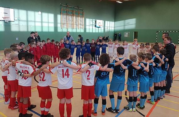 Ap Baltica na charytatywnym dwudniowym turnieju w Greifswaldzie